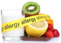 Food allergy testing Woodstock