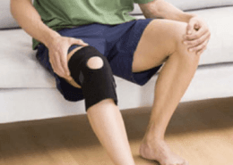 Chiropractic help for knee pain