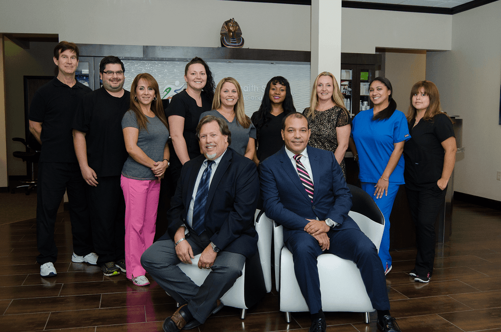 Advanced Health Solutions Staff