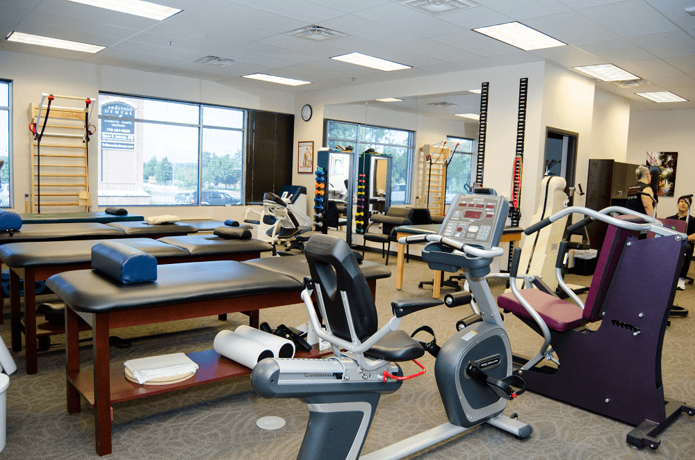 Gerogia Spine and Disc Rehabilitation center Woodstock GA