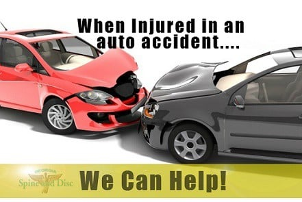 Car Accidents And Chiropractic Woodstock Advanced Health