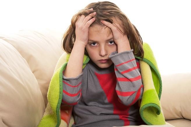 У ребенка болит голова от компьютера