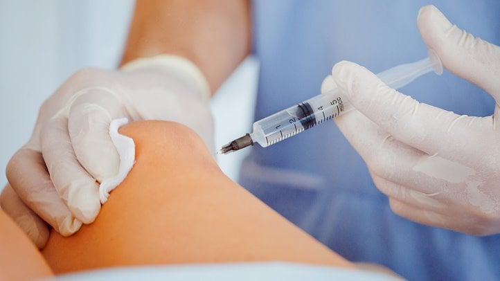 Platelet-Rich Plasma Therapy Is Safe