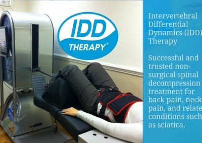 IDD Therapy