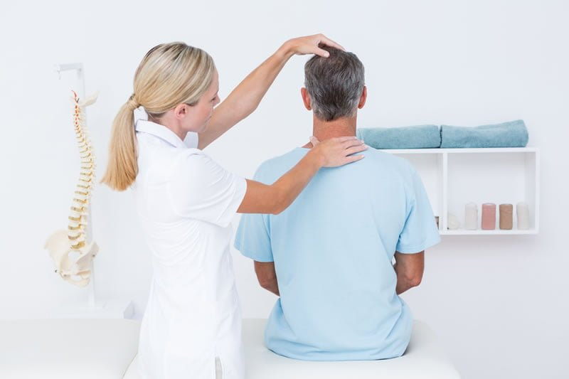 Chiropractor Physical Examination