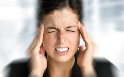 Actual Cause of Tension Headache