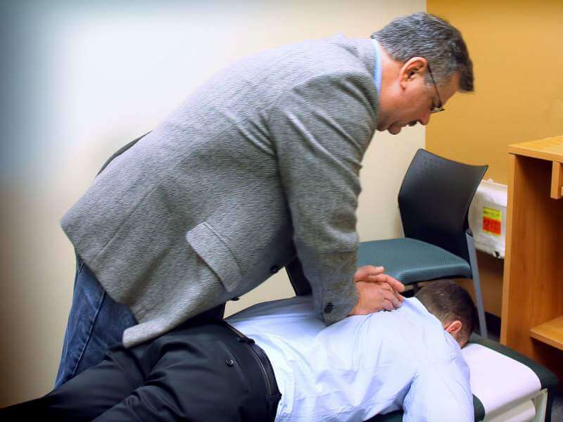 Better Asthma Control With Chiropractic Adjustment