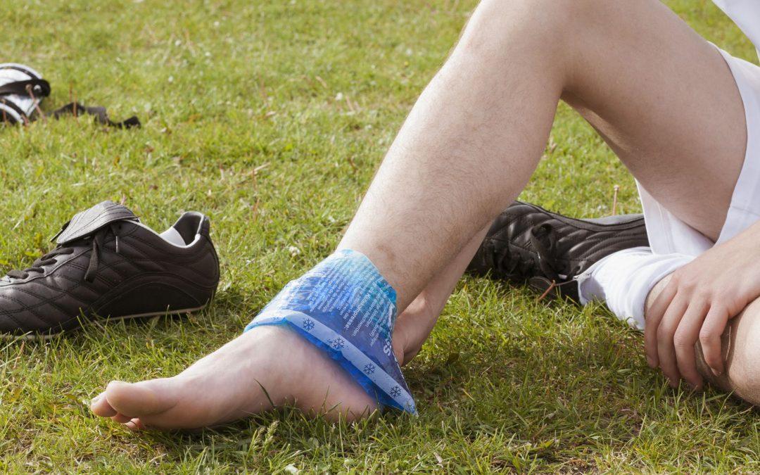Sports Injury Compression Techniques