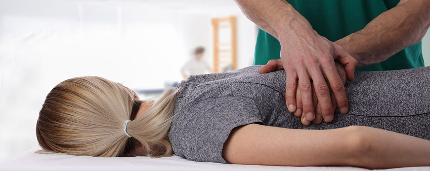 Types of Chiropractic Massage